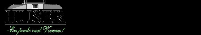 Huser logo